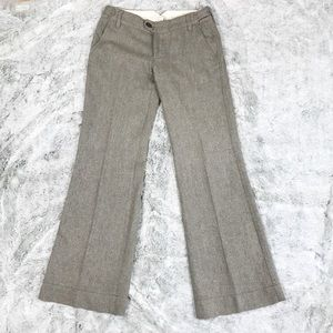 GUC✨BANANA REPUBLIC High Rise Wool Trousers 2